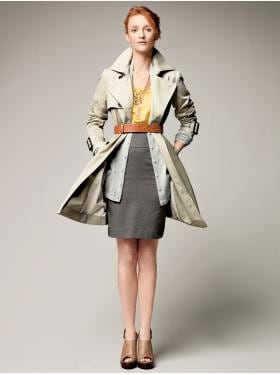 Women s Apparel Classic trenchcoat new arrivals Banana Republic from bananarepublic.gap.com