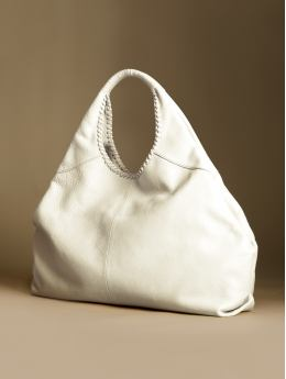 BananaRepublic.com: shoes & handbags: totes :Tangiers large triangle bag
