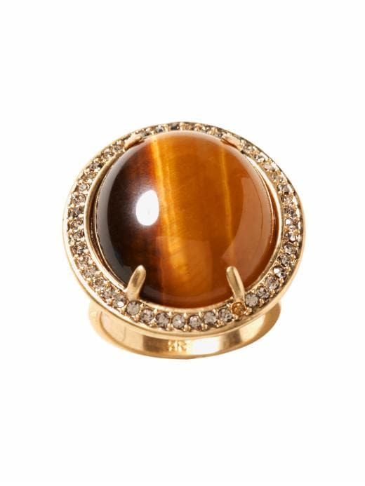 Banana Republic Tigerseye Ring