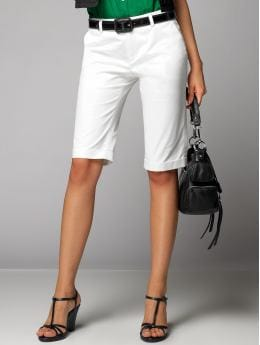 BananaRepublic.com: women: Martin chino suit short: shorts: shorts from bananarepublic.com