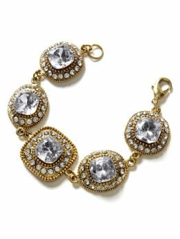 jewelry & accessories: Champagne bracelet:   : see all jewelry | Banana Republic from bananarepublic.com