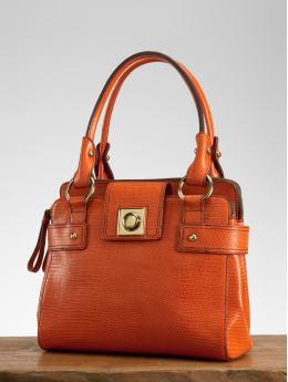 shoes & handbags: Flatiron embossed shoulder satchel: new arrivals | Banana Republic