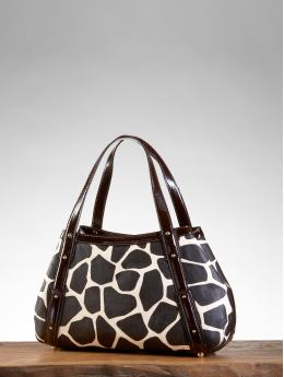Shoes & Handbags: Sutton giraffe-print straw tote: see all handbags | Banana Republic from bananarepublic.com