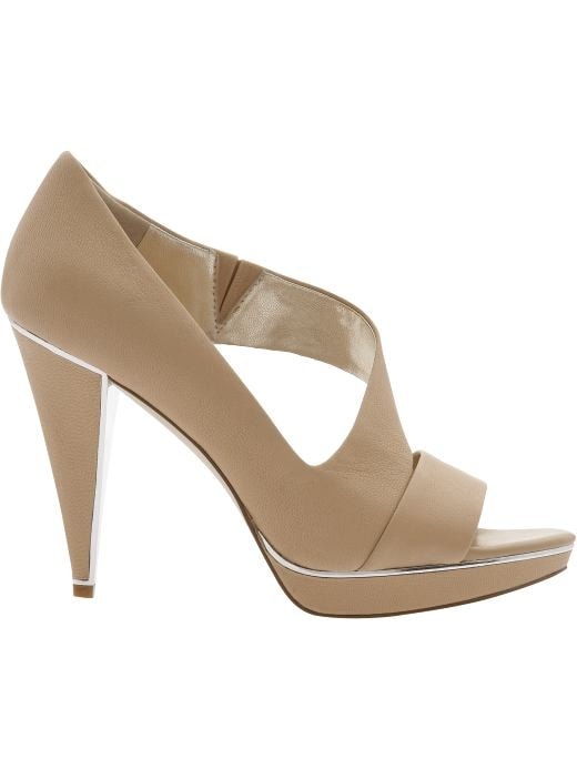 Women's Apparel: 'Rocio' cross-strap platform sandal: shoes sale | Banana Republic :  platform design designer platforms