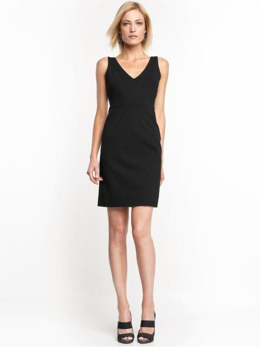 Women's Apparel: Starburst sheath knit dress: dresses sale | Banana Republic