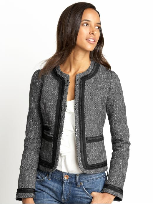 Banana Republic Classic textured jacket