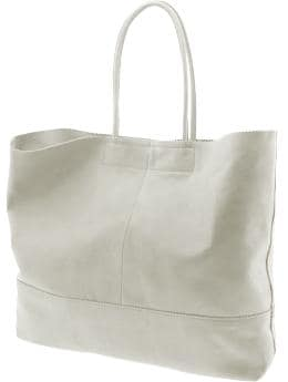 Shoes & Handbags: Large leather tote: see all handbags | Banana Republic