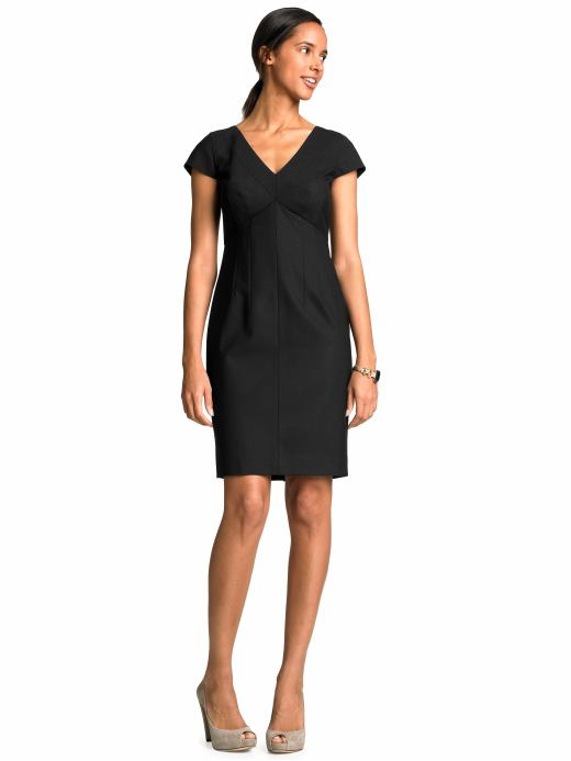 Banana Republic Classic sheath dress
