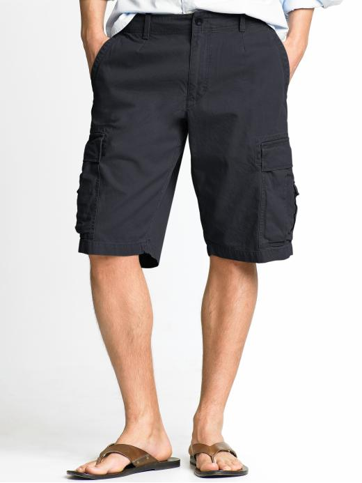 Banana Republic Cotton cargo short