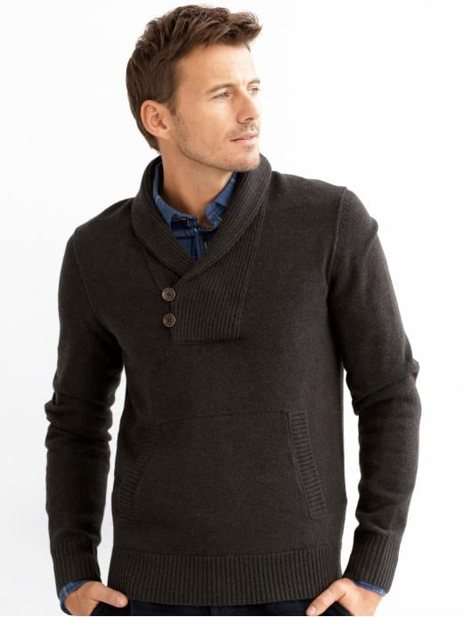 Banana Republic Heritage merino wool pullover sweater
