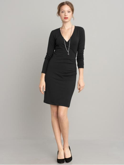 Banana Republic Annie Fauxwrap Dress