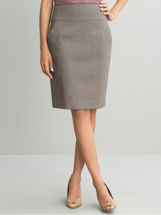 Banana Republic Grosgraintrim Pencil Skirt