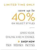 Banana Republic Coupon: 30-40% off Your Online Order
