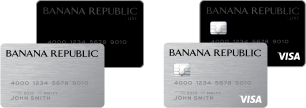 banana republic cards