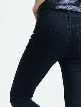 high rise jeans bb header hover background