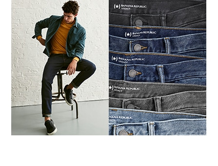 mens denim. background image
