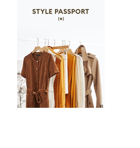 Style Passport Learn More