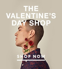 The valentines day shop. Shop now. image