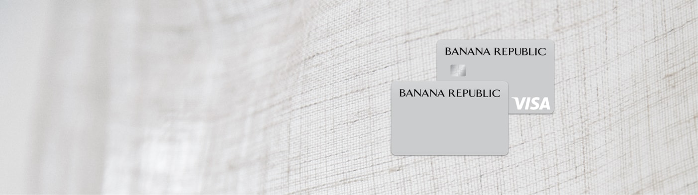 Banana Republic Credit Cards