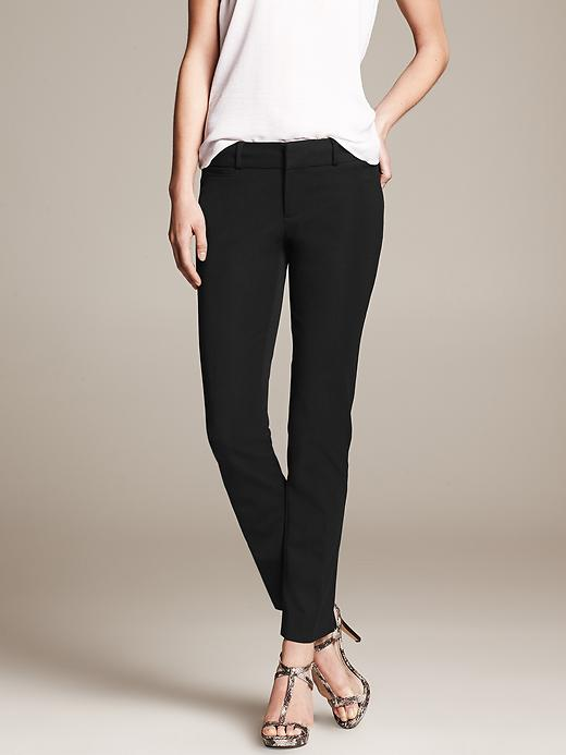 Sloan Fit Slim Ankle Pants