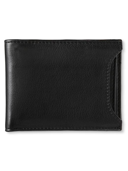Banana Republic Leather Dress Wallet