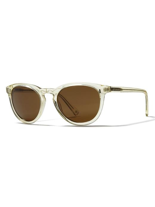 Banana Republic Mens Johnny Sunglasses Size One Size - Clear