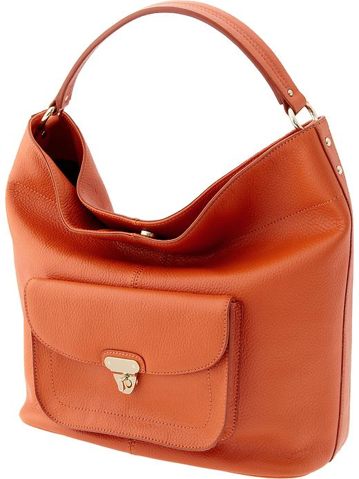Melissa Leather Hobo