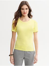 Mad Men® Collection Crew-Neck Top