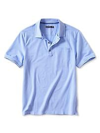 Mad Men® Collection Piqué Polo