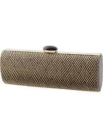 Kaylan Printed Clutch