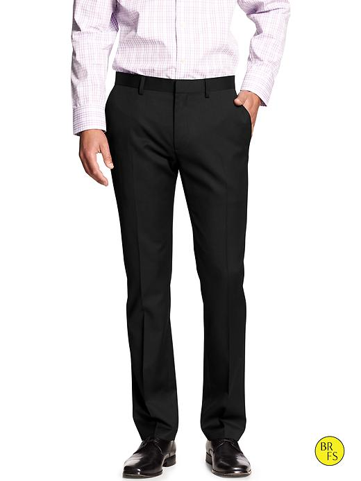 Factory Tailored Slim-Fit Pant