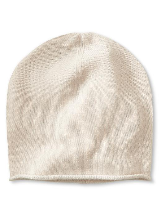 Banana Republic Todd & Duncan Cashmere Beanie Size One Size - Blushing pink