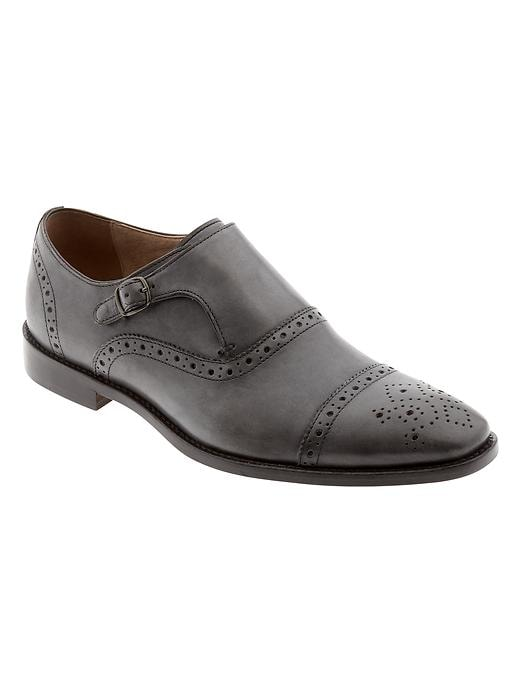 Wyatt Italian Leather Mens Shoes