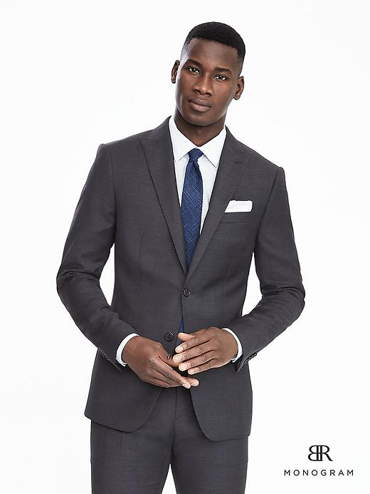Create a signature dapper look with men's suits from Banana Republic Factory. Find a Quality Suit Without Breaking the Bank. With men's suits from a Banana Republic Factory store, you'll have the right garment for a host of important life events.