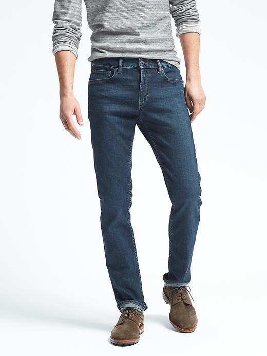 Slim Rapid Movement Denim
