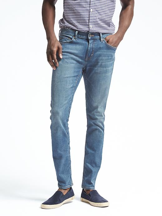 Skinny Rapid Movement Denim