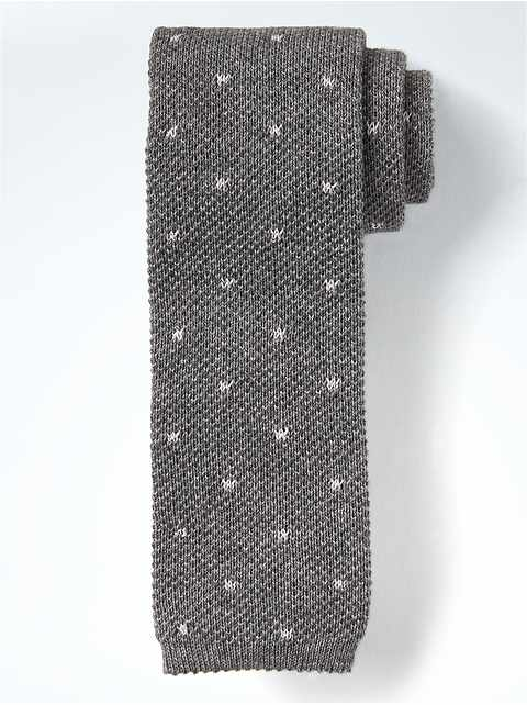 Cotton Melange Nanotex® Tie