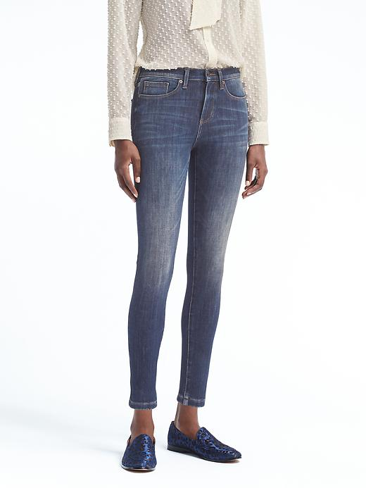 Zero Gravity Dixie Wash Skinny Ankle Jean