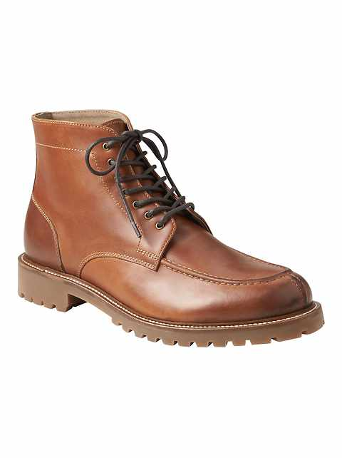 Split-Toe Work Boot