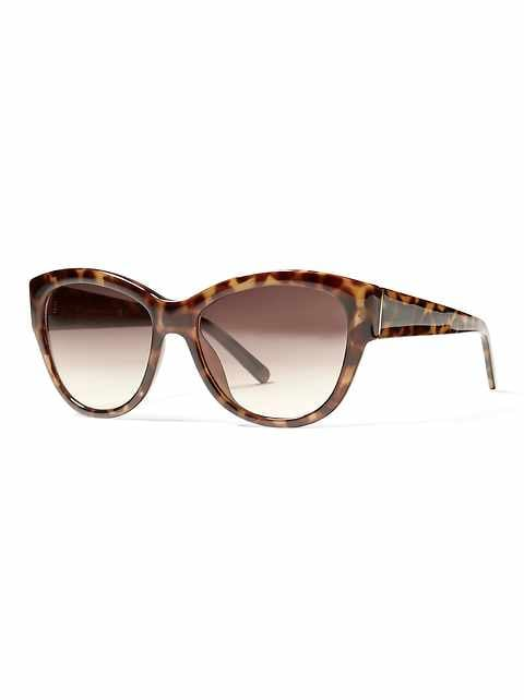 Oversized Satya Sunglasses
