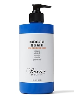 Baxter of California | Invigorating Body Wash Citrus-Herbal Musk