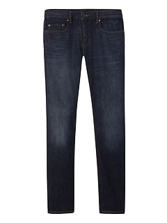 Slim Medium Wash Jean