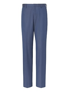 Slim Non-Iron Cotton Pant