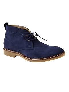 Darrien Suede Chukka Boot