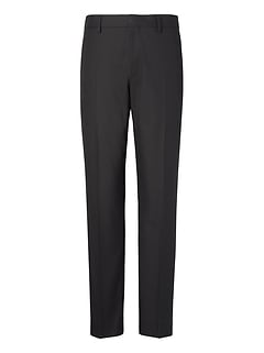 Athletic Tapered Non-Iron Stretch-Cotton Pant