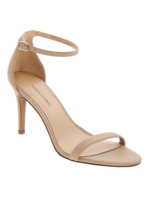 fe60832924c Bare High Heel Sandal