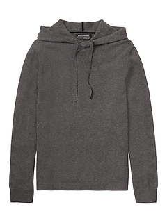 Todd & Duncan Cashmere Sweater Hoodie