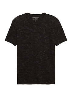 Soft-Wash Crew-Neck T-Shirt
