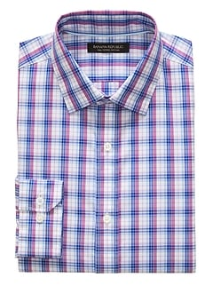 Grant Slim-Fit SUPIMA® Cotton Check Shirt