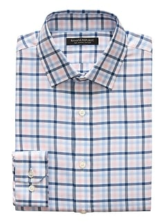 Camden Standard-Fit SUPIMA® Cotton Gingham Shirt